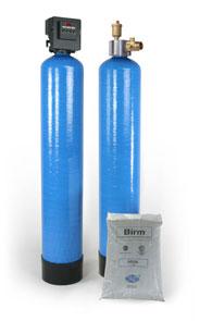 Vandens nugeležinimo filtrai FMO