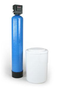 WS modelio vandens minkštinimo filtrai